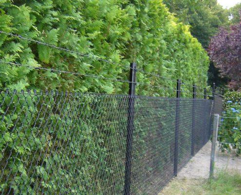 gaashekwerk particuliere tuin Vink Hekwerken