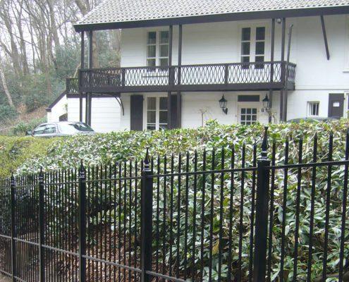 Sierhekwerk voor particuliere tuinen van Vink Hekwerken