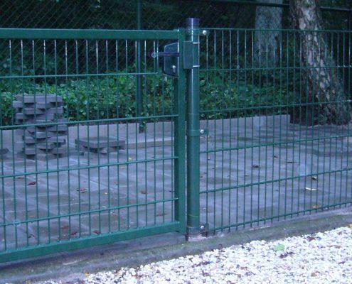 Vink Hekwerken gittermat hekwerk met poort