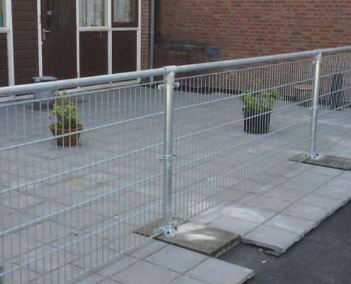 Vink Hekwerken balkonhekwerk op dak voor particulieren