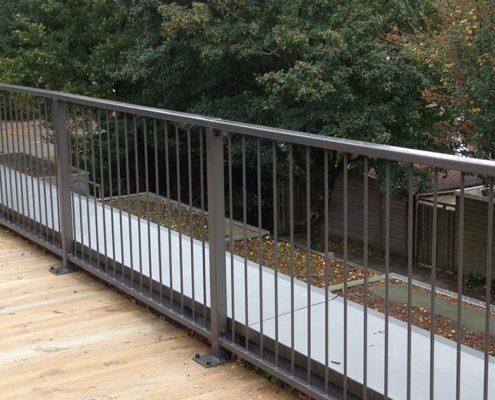 Vink Hekwerken balkonhekwerk voor particulieren