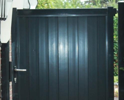 aluminium poort Vink Hekwerken